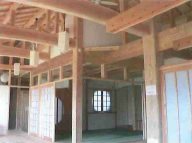 木造住宅の建設推進